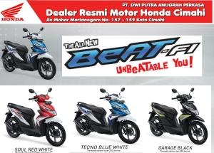 Tipe Honda Beat Kredit Motor Paling Murah Cimahi Bandung